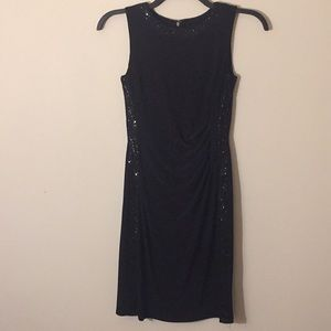 Chaps Little Black Dress - Size XS